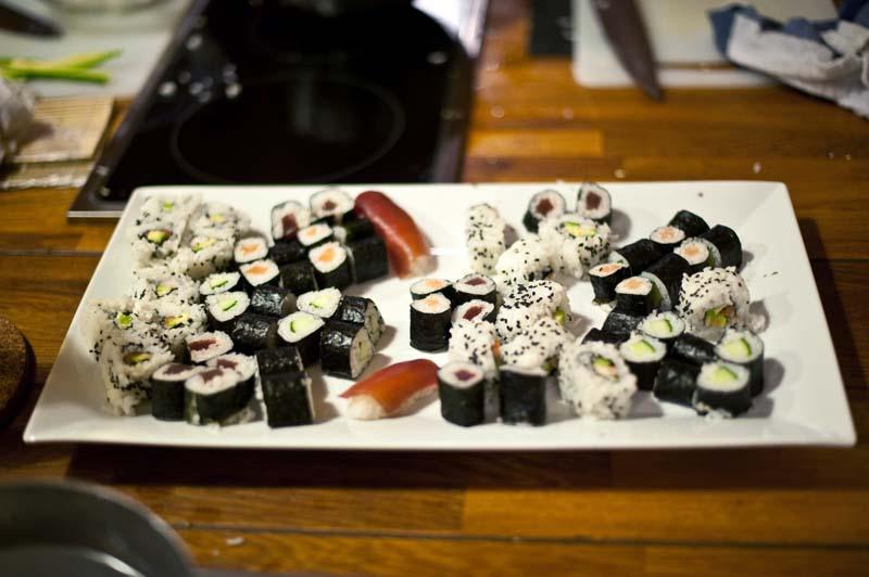 Sushi HD (120)